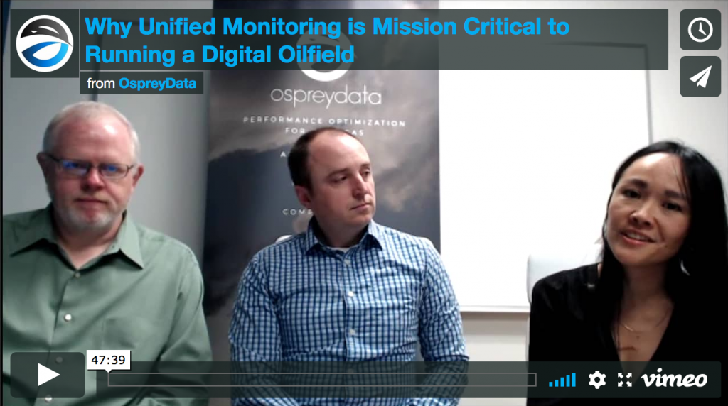 ospreydata blog webcast unified monitoring mission critical digital oilfield screenshot